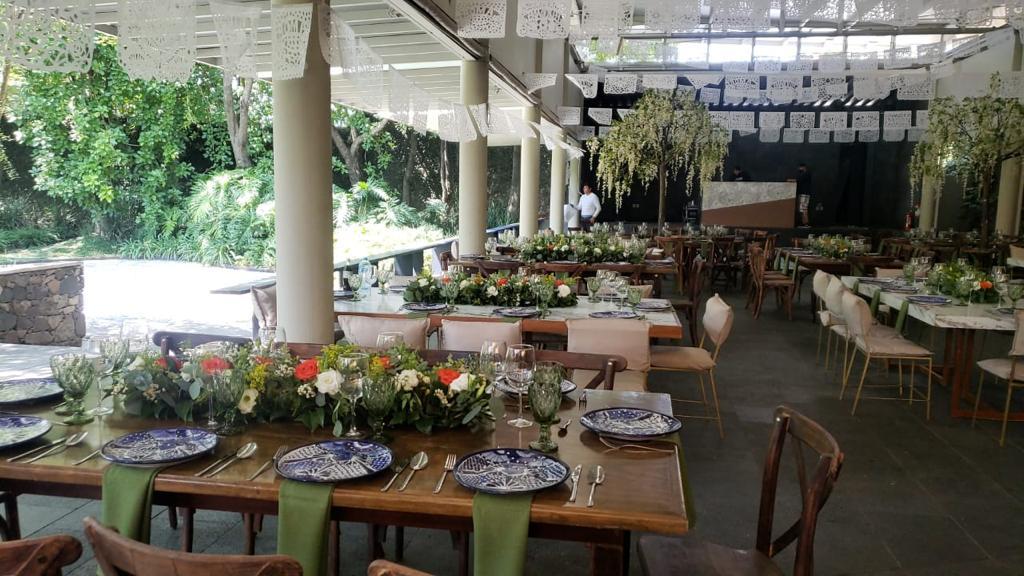 Imagen 7 del espacio La Fresneda Terraza Jardin en Zapopan, México