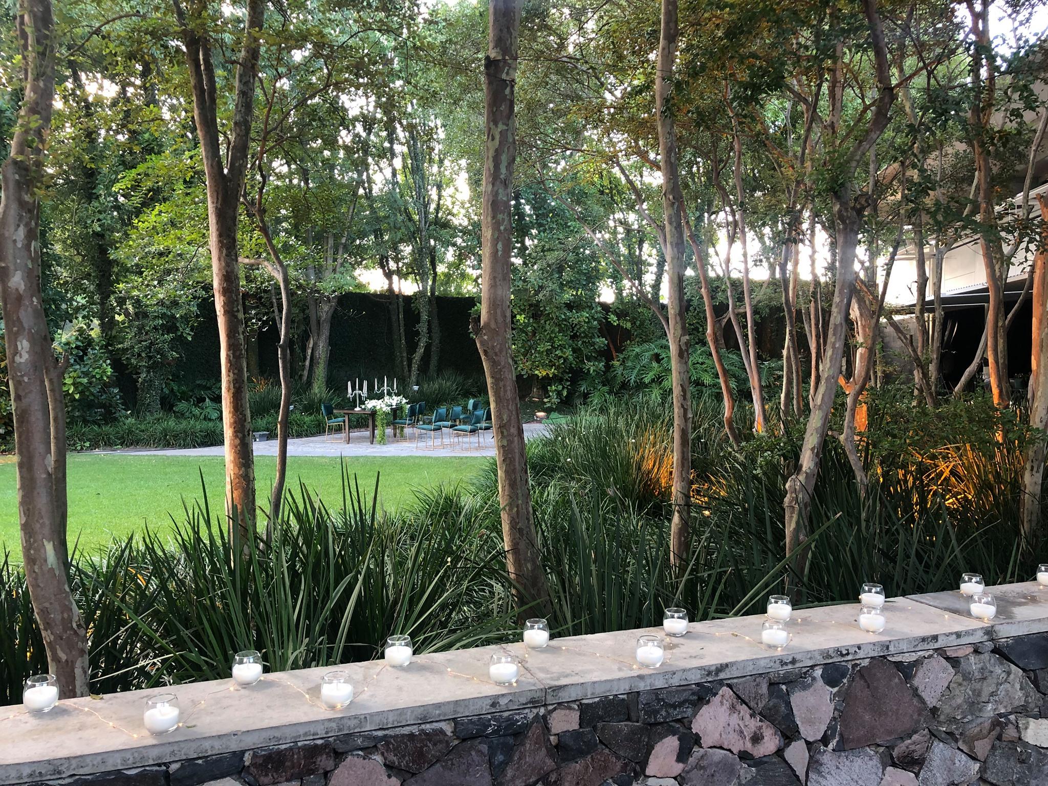 Imagen 1 del espacio La Fresneda Terraza Jardin en Zapopan, México