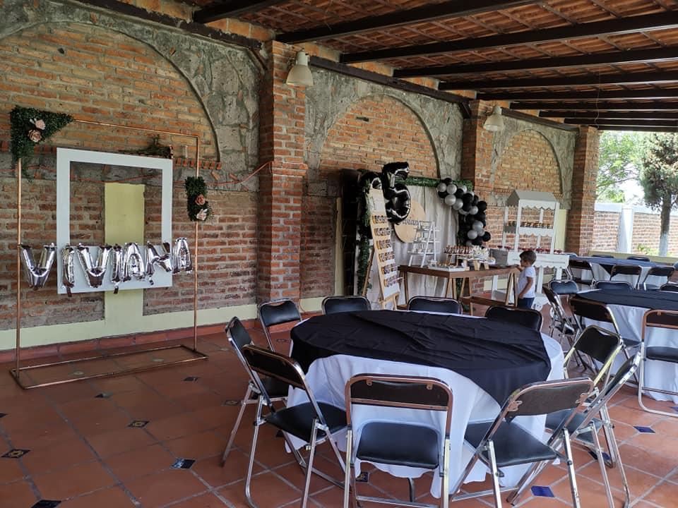Imagen 4 del espacio Terraza Quinta Las Ánimas en Guadalajara, México