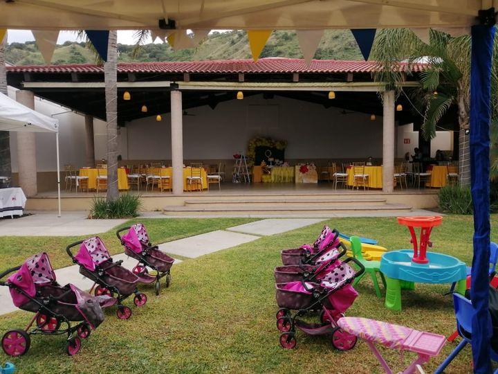 Imagen 3 del espacio Salón La Terra en Zapopan, México